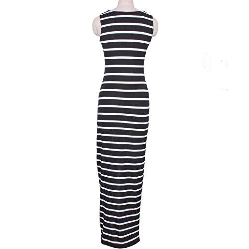 Black-Striped-Dress-for-Women-Maxi-Beach-Sleeveless-Racerback-Sundress-Boatneck