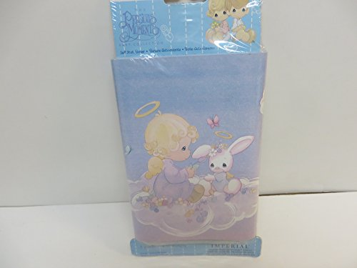 Precious Moments Angel and Bunny Angel Wall Border ()