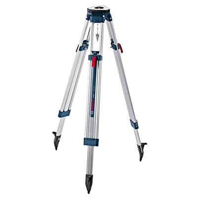 Bosch Professional 160cm Lightweight Tripod for Bosch Lasers and Levels by Bosch Professional