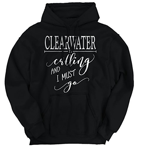 Clearwater, FL Is Calling I Must Go Home Womens Shirt City Hoodie - You Clearwater Fit Fl