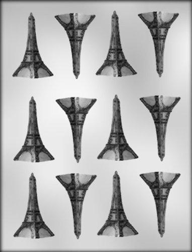 CK Products 5,08 cm con forma de Chocolate de la torre Eiffel de CK Products