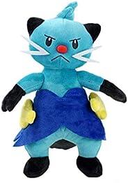 27Cm Anime Dewott Plush Stuffed Animal Doll Stuffed Animals Toys Adorable for Kids Lsmaa