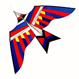 AMLJM Professional High Quality Nylon Power Bird Kite with Handle and Line Good Flying kite kites for kids kites octopus kite kites for adults kites