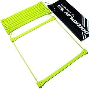 QuickPlay Pro Escalera de Velocidad y Agilidad Ajustable: Amazon.es: Deportes y aire libre