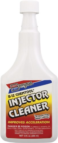Berryman (1112-12PK) B-12 Chemtool Injector Cleaner Fuel Treatment - 12 oz., (Pack of 12)