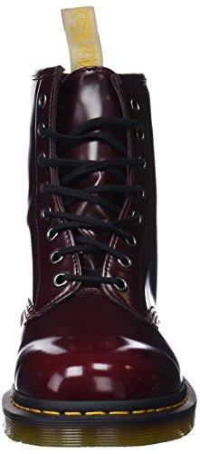 Dr. Martens Unisex Adulto Vegan 1460 Classic Boots Rosso (rosso Ciliegia 600)