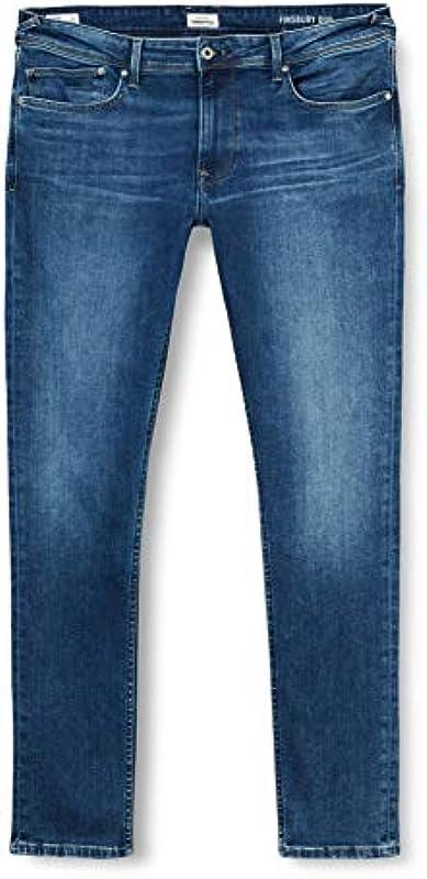 Pepe Jeans Męskie Finsbury Jeans: Odzież