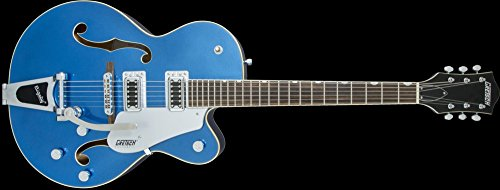 Gretsch G5420T Electromatic Hollowbody - Fairlane Blue (Best Pickups For Semi Hollow Body Guitars)