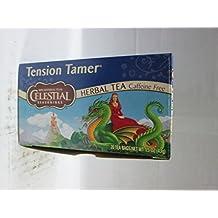 Celestial Seasonings Tension Tamer Herbal Tea Caffeine Free 20 Bags