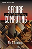 img - for Secure Computing: Threats and Safeguards book / textbook / text book