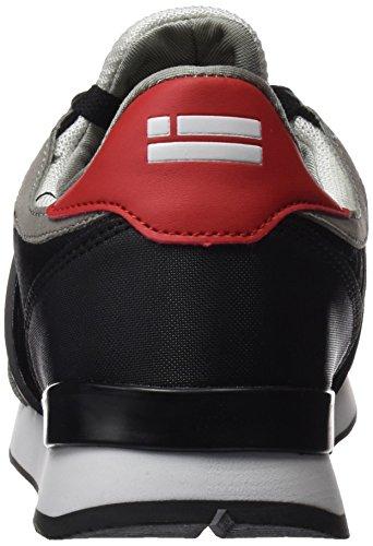 Negro Adulto Franklin Zapatillas Rojo Unisex Gvk18000 D Colores Varios IB8q6nwO