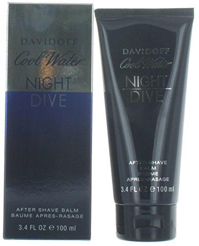 COOL WATER NIGHT DIVE After shave balm 100 (Davidoff After Shave Balm)