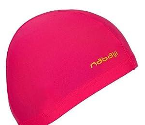 Amazon.com : Qishi's New Arrival Unisex Cloth Swim Caps (red) : Sports