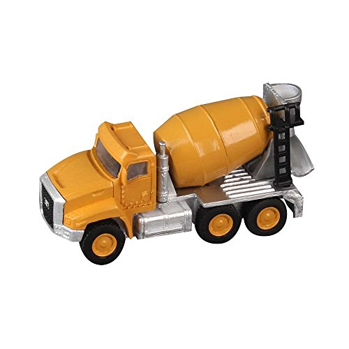 Caterpillar Toy State CAT39515 Cat CT660 Cement Mixer 1:92 Scale Diecast