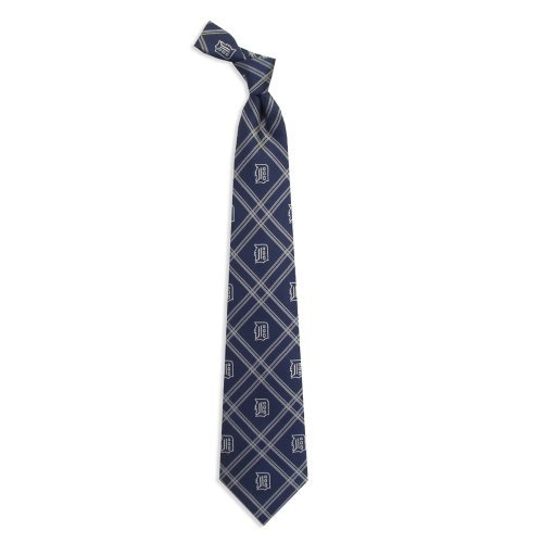 Detroit Tigers Woven Polyester Necktie (Tigers Tie Woven Polyester)