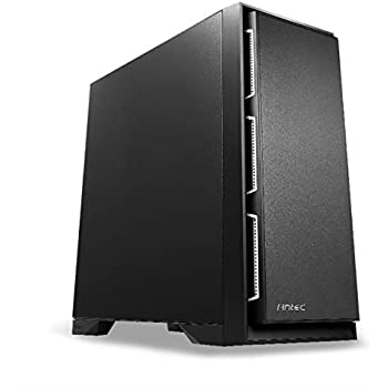 Antec P101 Silent Performance Series Mid-Tower PC Computer Case with Sound Dampening Panels, 4 X 120/140mm Cooling Fans Pre-Installed