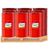Sinopec Red Multipurpose Lithium Grease #2-120LB. (16 Gallon) Keg (9)