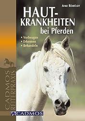 Hautkrankheiten bei Pferden: Erkennen, Vorbeugen, Behandeln