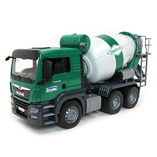 (Bruder Man Tgs Cement Mixer Truck Vehicle )