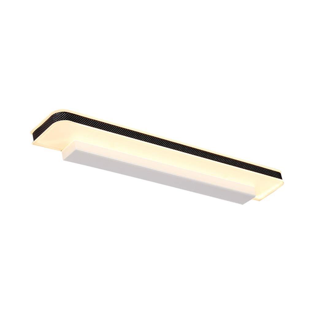 badezimmerlampe Spiegel-Frontlicht LED Acryl Badezimmer Wandleuchte Wasserdicht und Anti-Beschlag 40-150cm Schminklicht (Farbe   weißes Licht-18W 80CM)