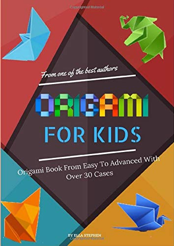 Origami Kids Origami Book