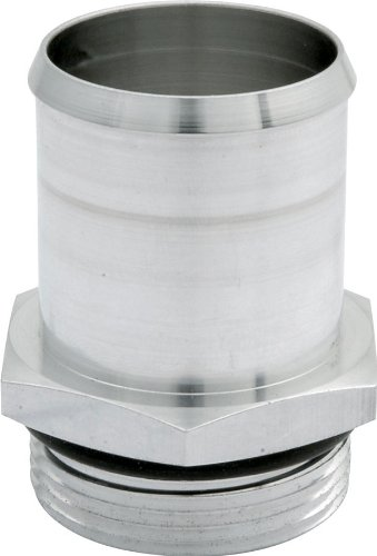 Allstar Performance ALL30038 1-5/8-20'' Male to 1-1/2'' Nipple Radiator Inlet Fitting by Allstar