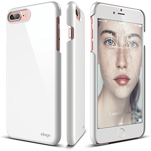 elago iPhone Plus case White