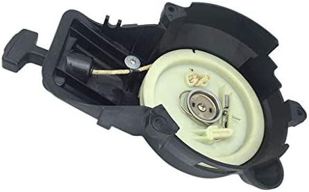 Outboard Motor Recoil Starter Pull Start Fits for Yamaha 9.9hp 15hp 2-Stroke