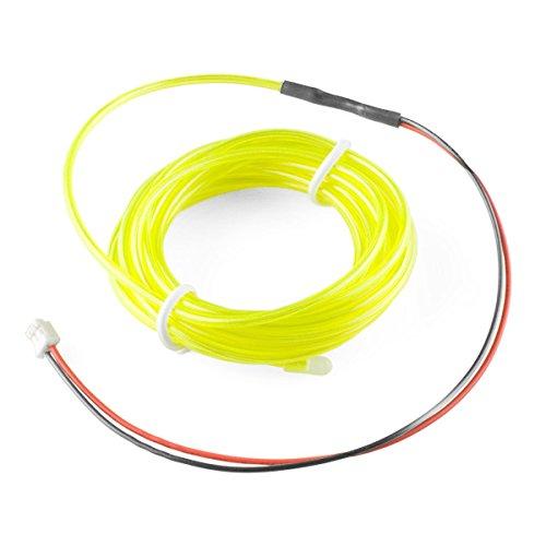 El Wire - Fluorescent-Green 3M - El Wire Sequencer