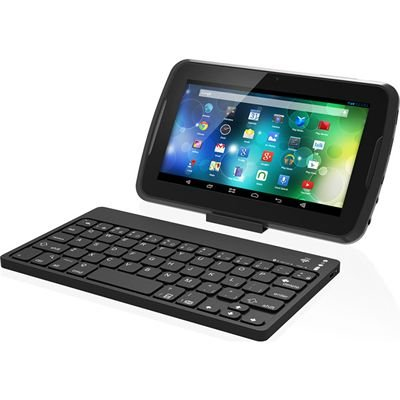 Polaroid Dual Core 7-Inch Tablet and Keyboard