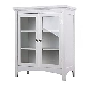 bathroom storage cabinets amazon white bathroom cabinet floor home fashions 11706