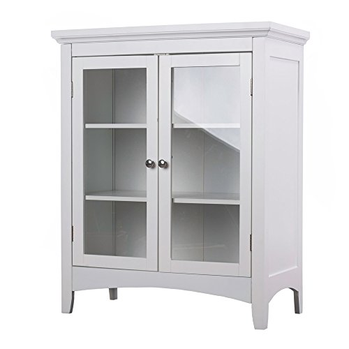 Elegant White Bathroom Cabinet Floor Home Fashions Double Door Bathroom Furniture  Small Wall Cabinets Vanity For Bathroom