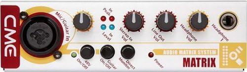 Digital Audio Interface FireWire CME Matrix K