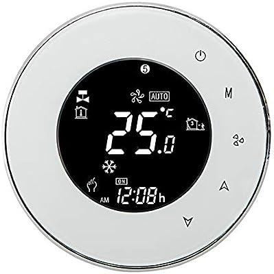 Termostato Inteligente para caldera de gas/agua,Termostato ...