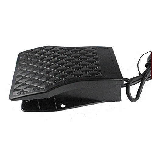 Foot Pedal Switch Suit Flex Shaf Motor Mill Accessories ()
