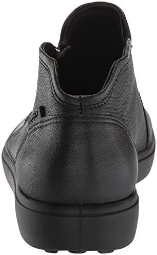 Støvler Ecco 7 Soft Til sort Damer Kvinder Sorte 1001 xgHqz