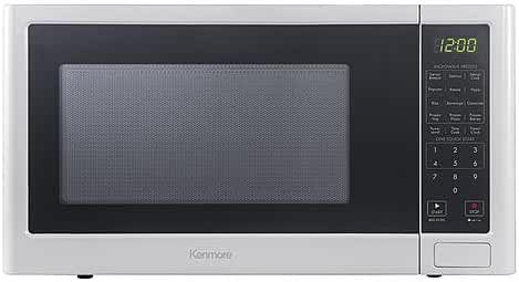 Kenmore 1.2 cu. ft. Microwave Oven - White