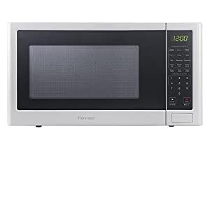Kenmore 1.2 cu. ft. Microwave Oven - White 11