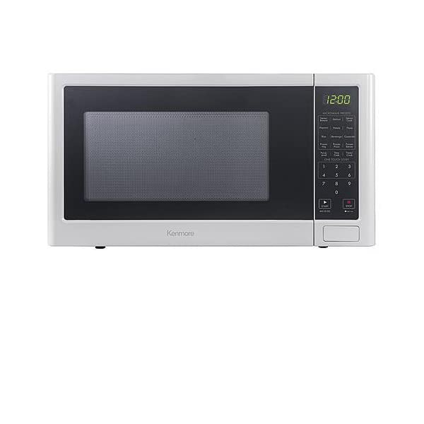 Kenmore 1.2 cu. ft. Microwave Oven - White 1