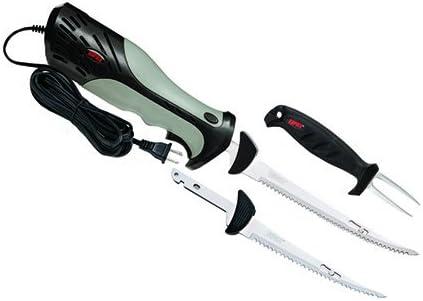 Rapala HDEFACSC Heavy Duty Electric Knife, Fillet, Combo