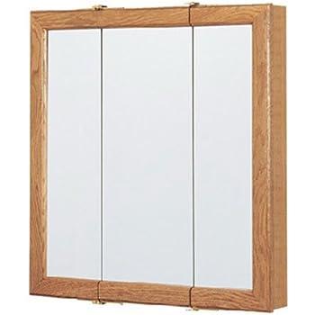 Amazon Com Rsi Home Products Cbt24 11 B Aluminum Oak