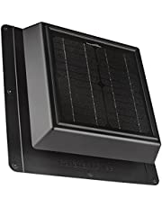 Canada Go Green. 4 Seasons Solar Vent. 400 CFM Airflow and up to 500 sq ft Space. Polycarbonate Body. Quiet Operation