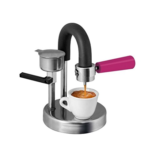 Kamira fucshia version, the creamy espresso at home on your gas. THE PERFECT CHRISTMAS PRESENT! INSCRIPTION WITH ENGRAVING FOR FREE