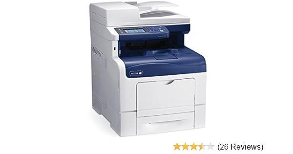 Amazon com: Xerox 6605/DN Color Laser Multifunction - Print, Copy