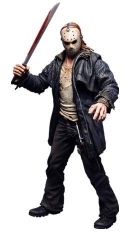 Mezco Toyz Cinema of Fear Friday the 13th Jason Vorhees (2009 Remake)