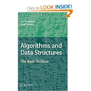 Algorithms and Data Structures: The Basic Toolbox Kurt Mehlhorn, Peter Sanders