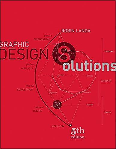 Graphic design solutions robin landa 9781133945529 amazon books graphic design solutions 5th edition fandeluxe Image collections