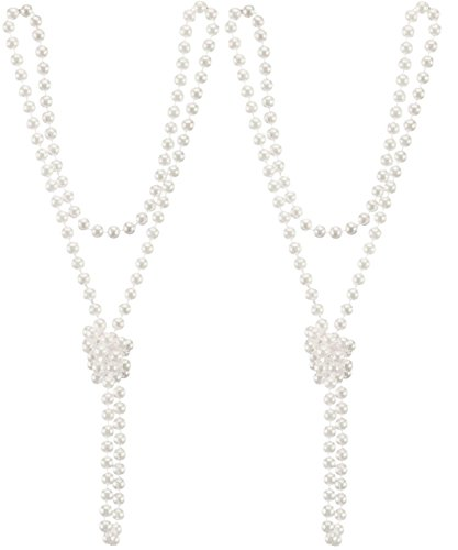 Rubies Flapper Beads Accessory 2 pk