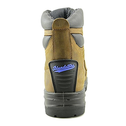 Blundstone 143 Boot Di Sicurezza Crazy Horse 9.5 Au / Uk Us Men / 12 Au / Uk Us Women