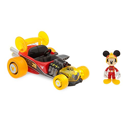 Disney Mickey Mouse Light-Up Racer - Mickey and The Roadster Racers -